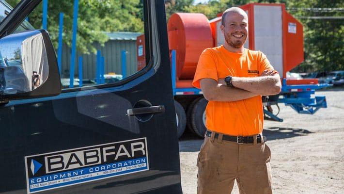 BABFAR Service Truck