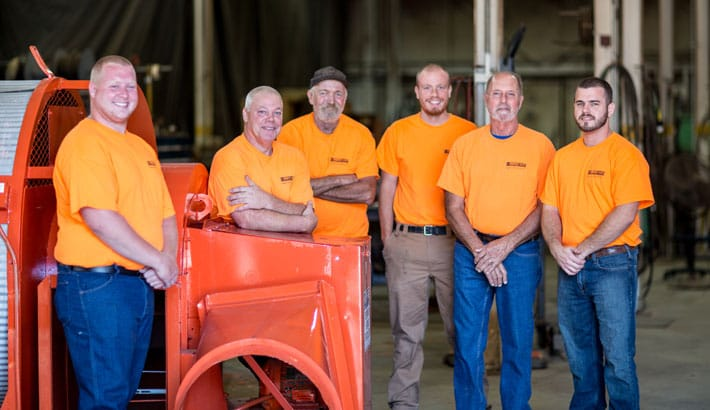 BABFAR Equipment Corporation Team