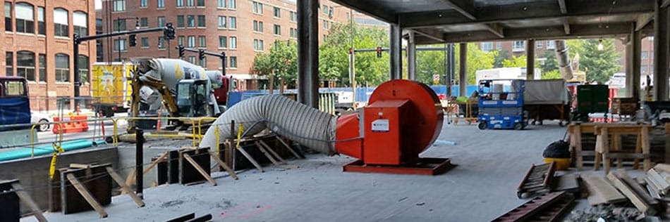 Air Mover Rental Boston